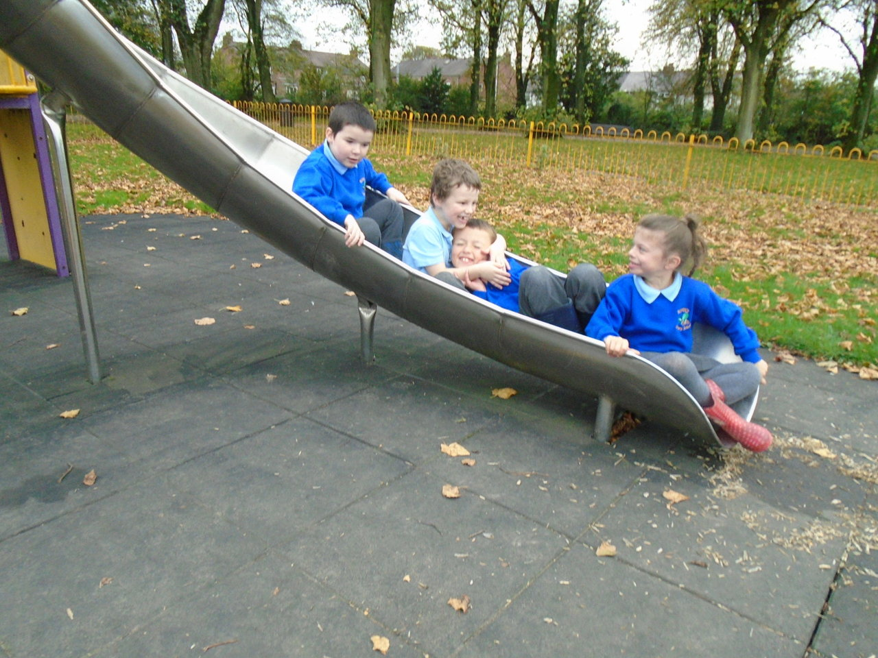 Elm Geography Trip to Haslam Park | Acorns Primary School