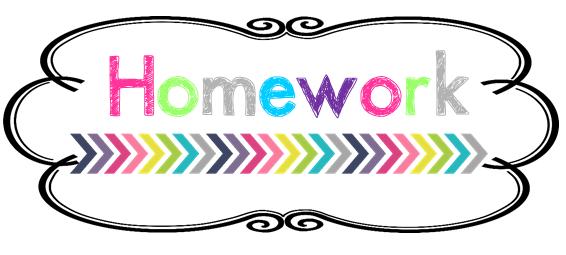 Class 2 Homework | Anson CE Primary School