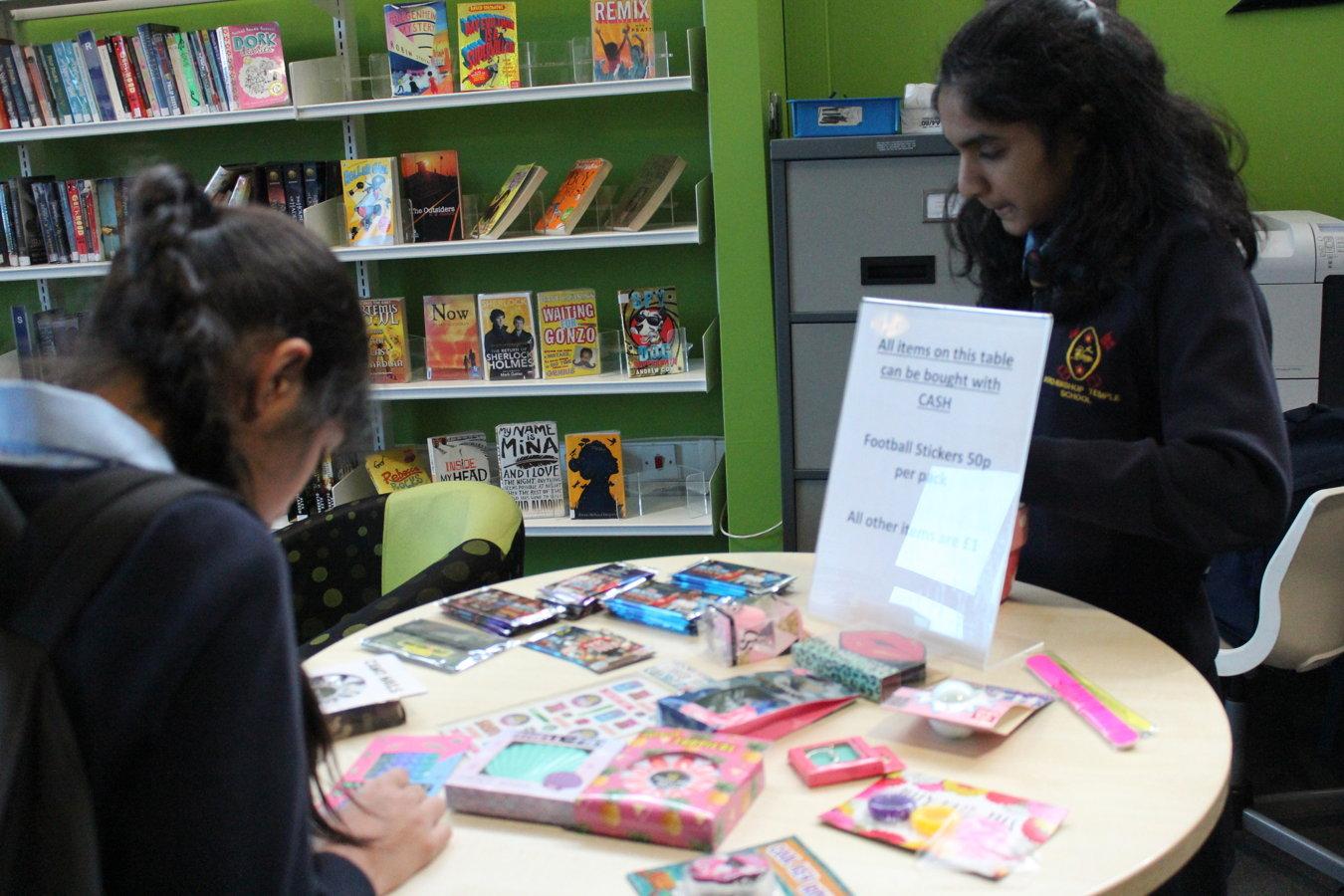 Easter Book Fair 2019 | Archbishop Temple School