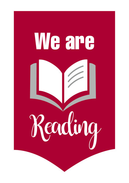 Image result for we are reading logo