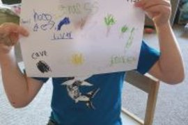 A fantastic story map Asher!