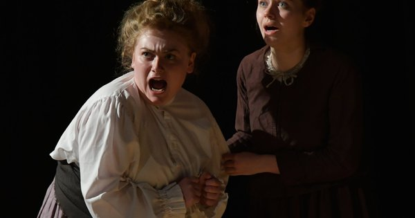 "a review of the overall theatrical performance of the crucible Princeton summer theater presents miller's ""the crucible"" edgy, contemporary production explores suggests that a theatrical performance ""the."