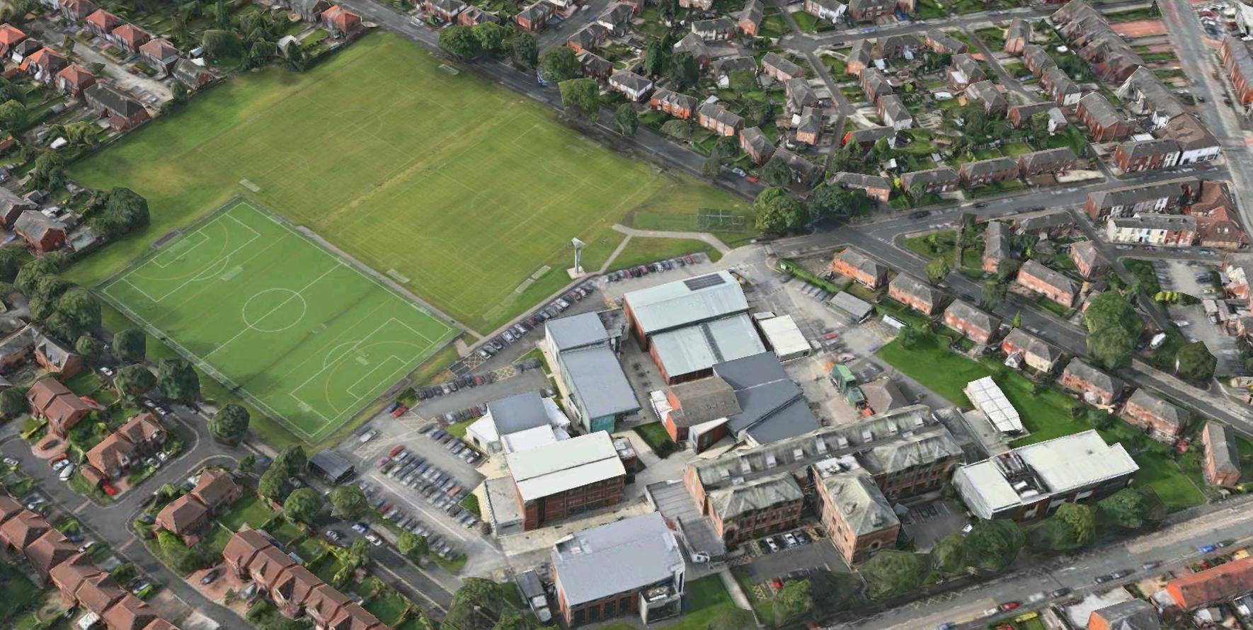 Tour   Ashton Sixth Form College