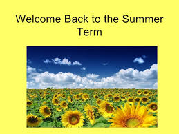 Welcome Back - Summer Term 1 - 2018 | Astley Park School