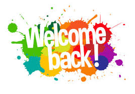 Welcome Back to 8G! | Astley Park School