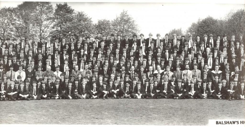 Classic Photos   Balshaw's Church of England High School