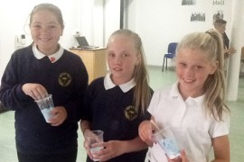 Year 6 enjoyed a day of Science activities