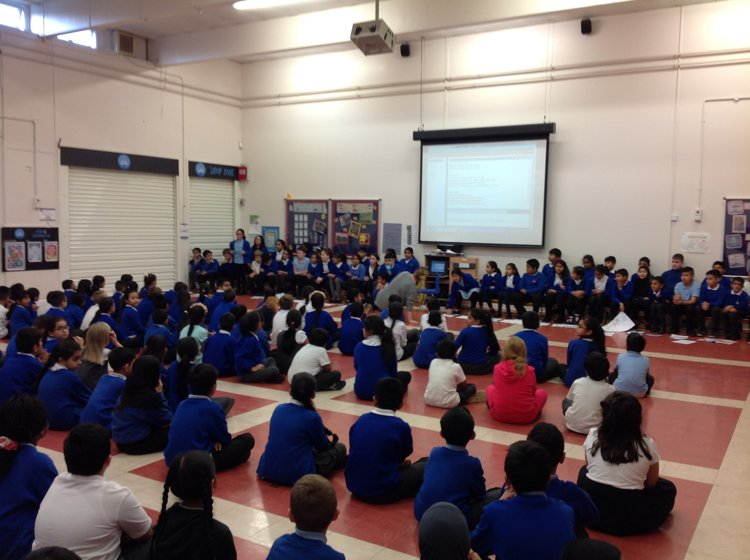 Informative Sch | Year 5 Assembly About Cyber Bullying Belfield Community School