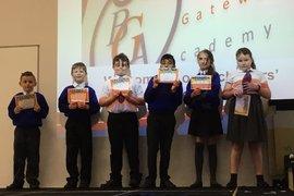 Excellent Attendance Winners