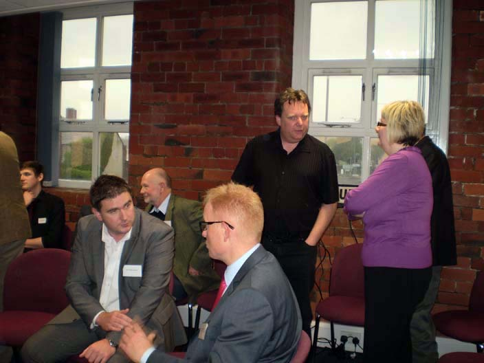 Construction network reception 2011 bacup rawtenstall for Contractors network