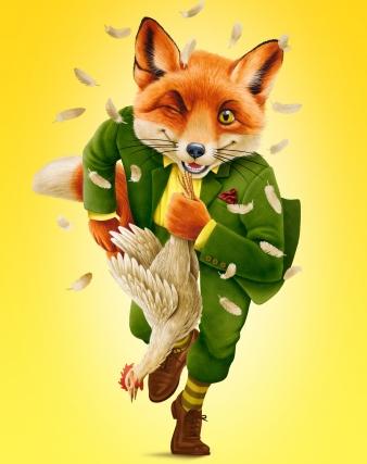 Fantastic Mr Fox Carleton Green Community Primary School