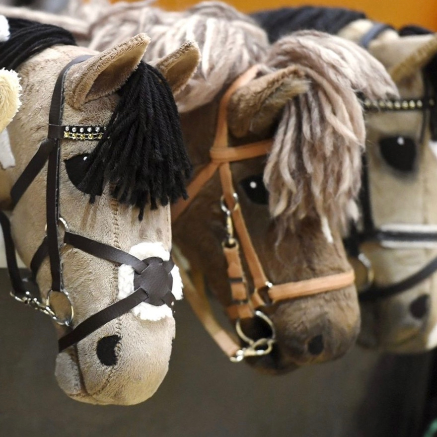 hobby horse by harmony at home children's eco boutique ...  Hobby Horse House