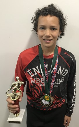 CHS South Freestyle Wrestling Champion! | CHS South