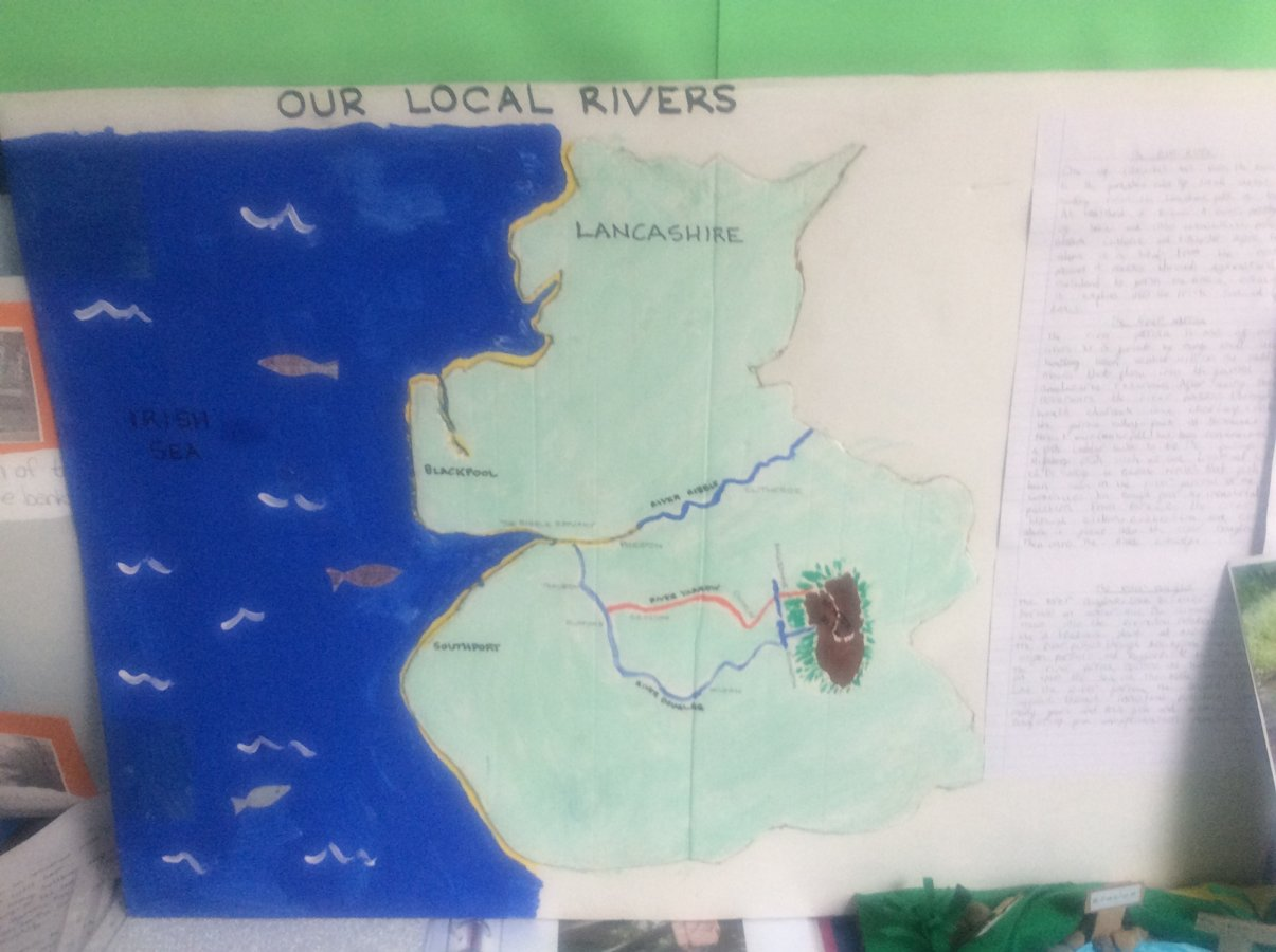 Stages of a river primary homework help