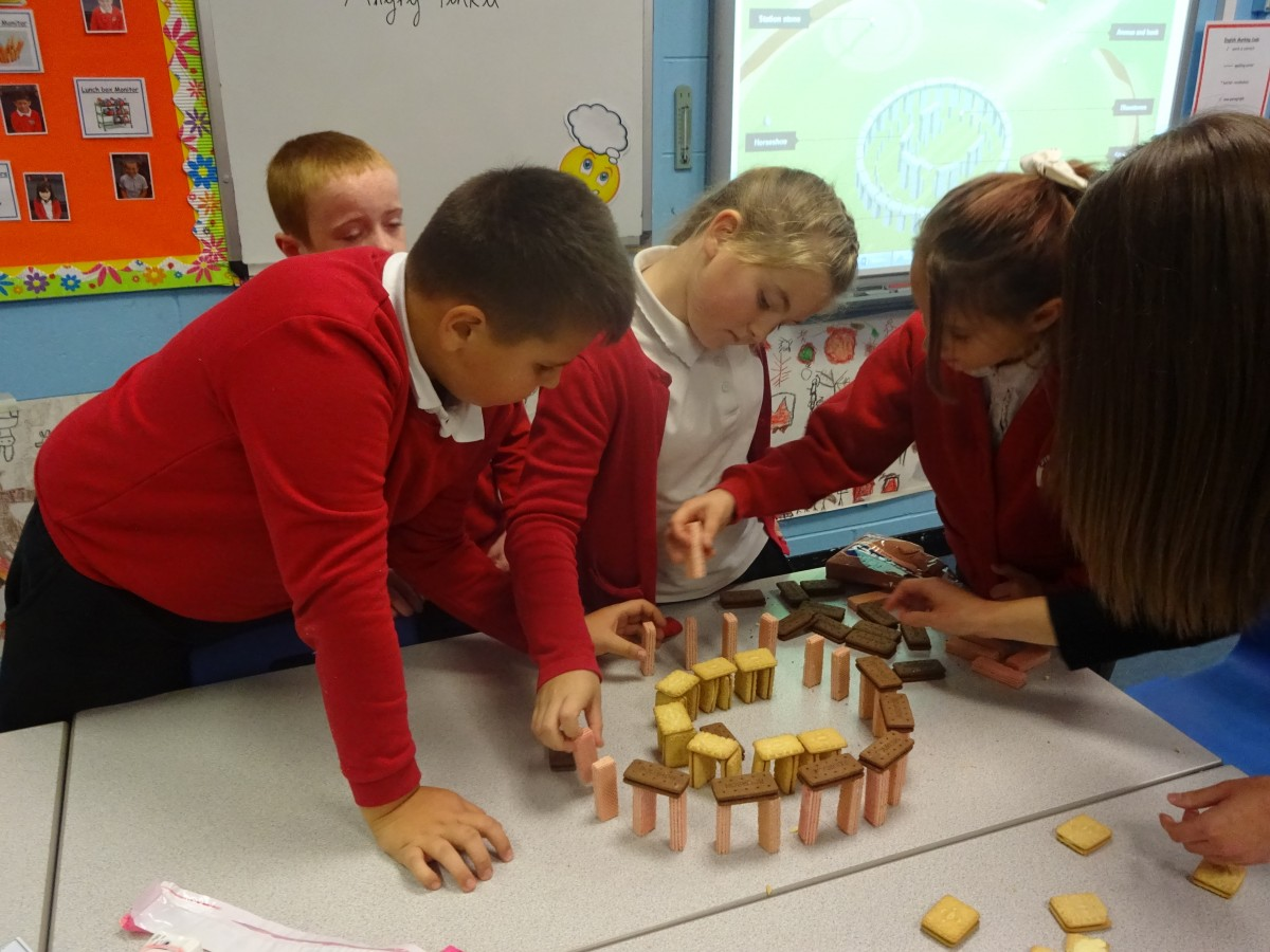 Stone Age Day Year 4 | Gillibrand Primary School