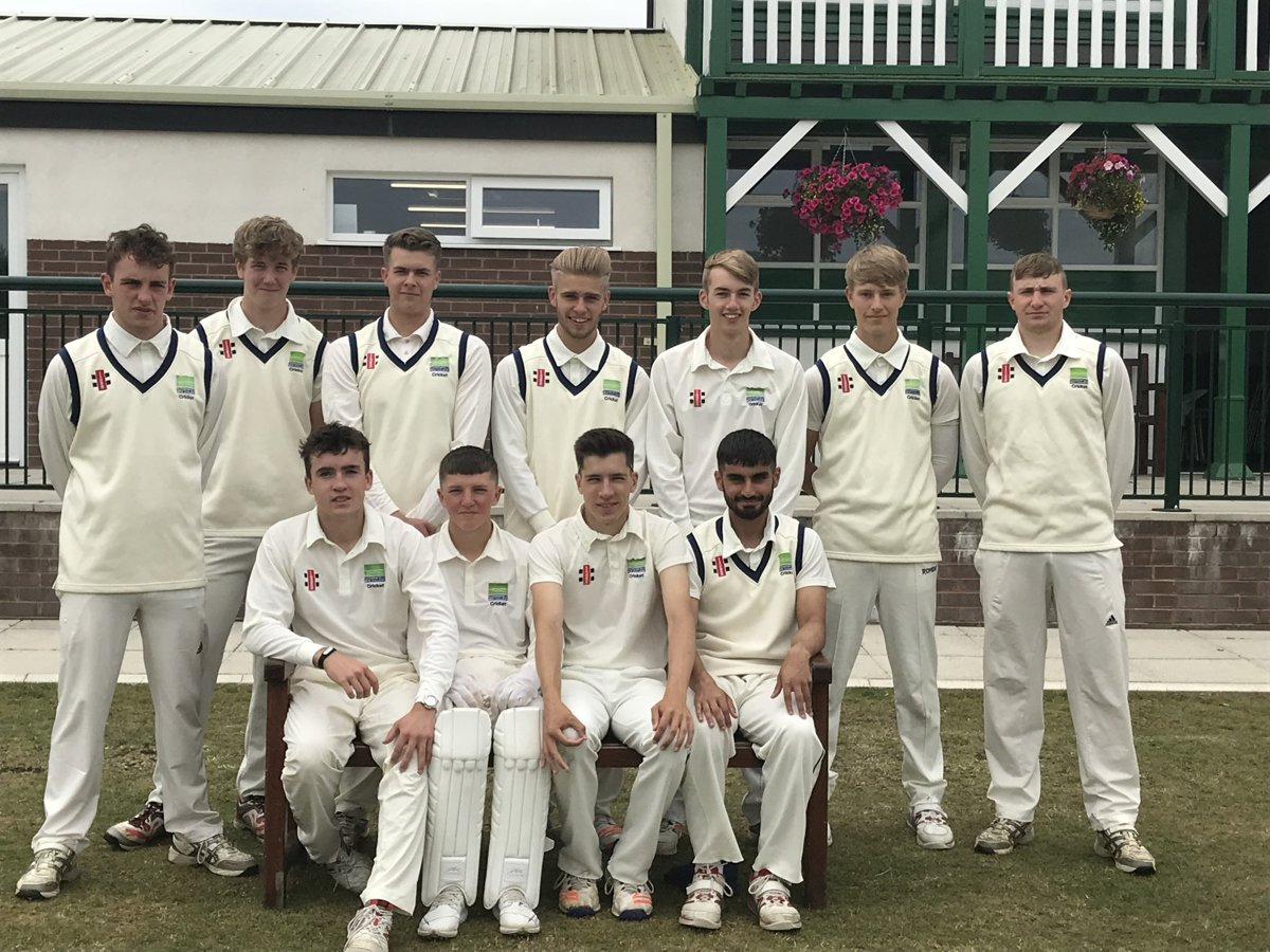 Cricket Stars Huddersfield New College