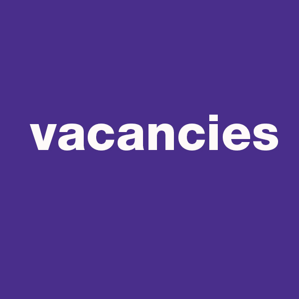 This image is a button linking to a page with current vacancies
