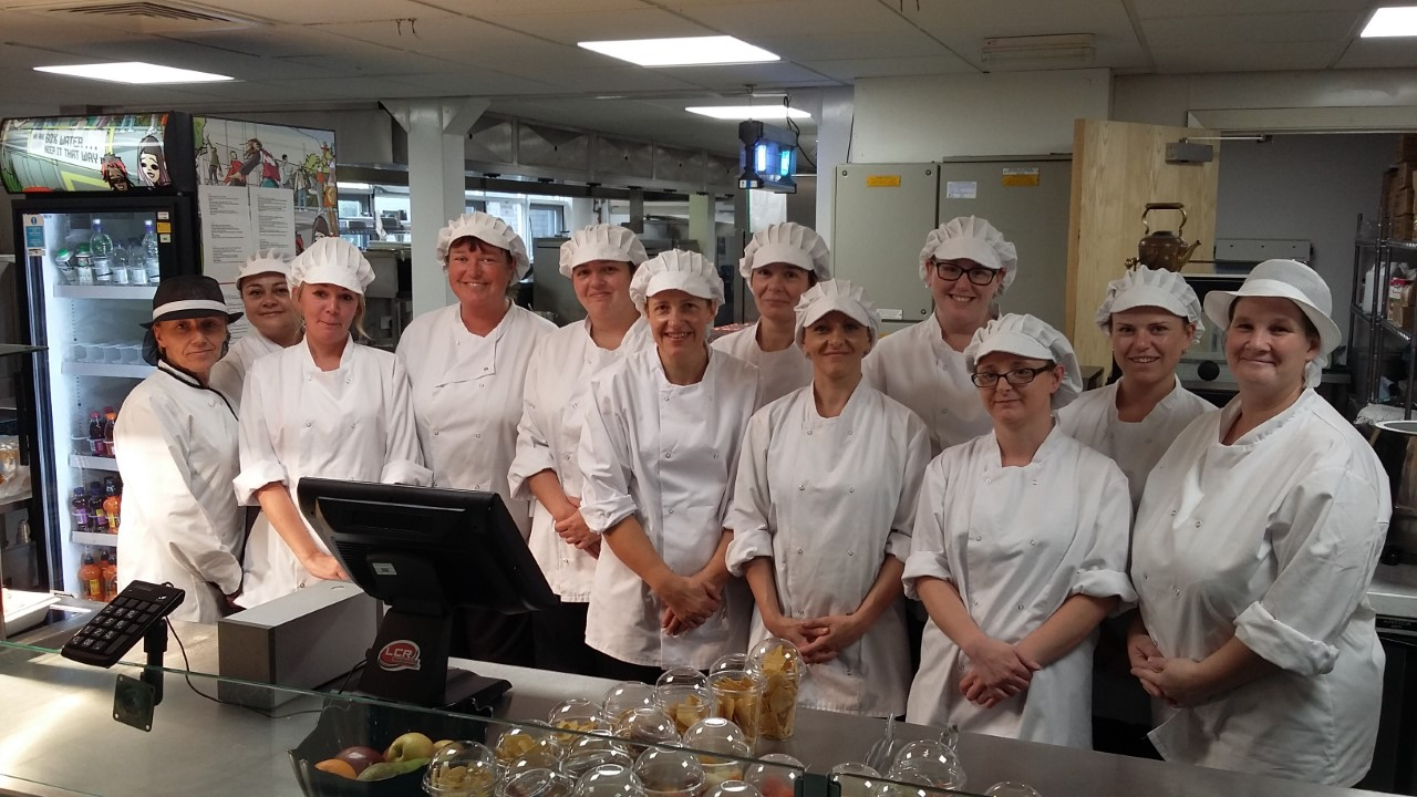 Catering at LSA | LSA Technology and Performing Arts College