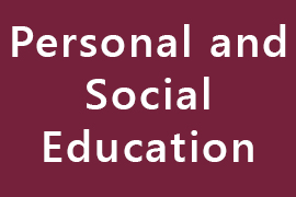 personal and social education