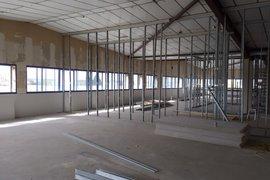 Framework for the partitioning is flying up!