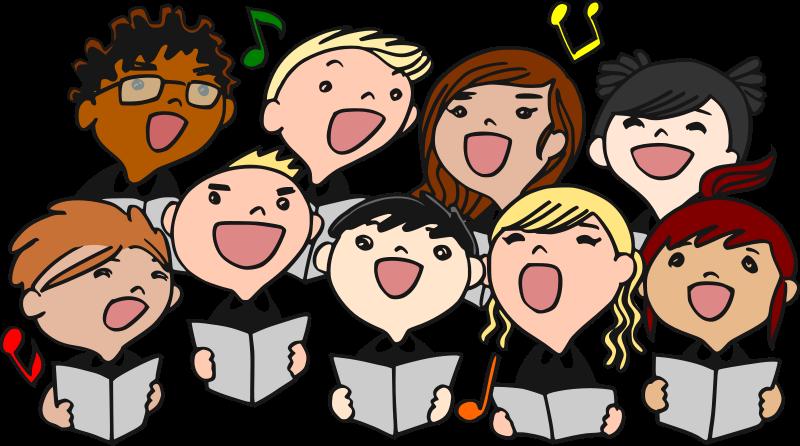 Go Back > Gallery For > School Choir Clipart