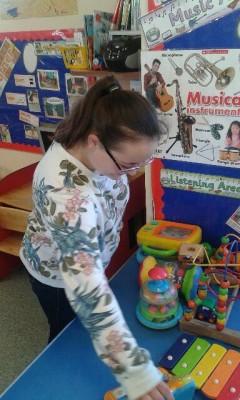 nursery work experience
