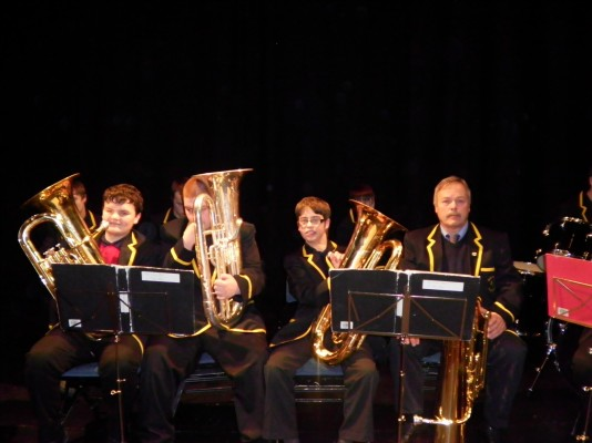 The Schools Alive Concert At The Grand Theatre Blackpool Park Community Academy