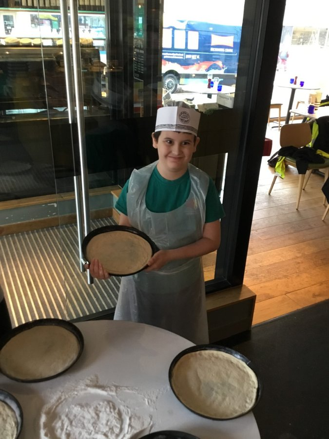 Pizza Express Revoe Learning Academy