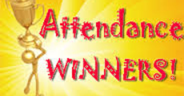 Image result for attendance winners