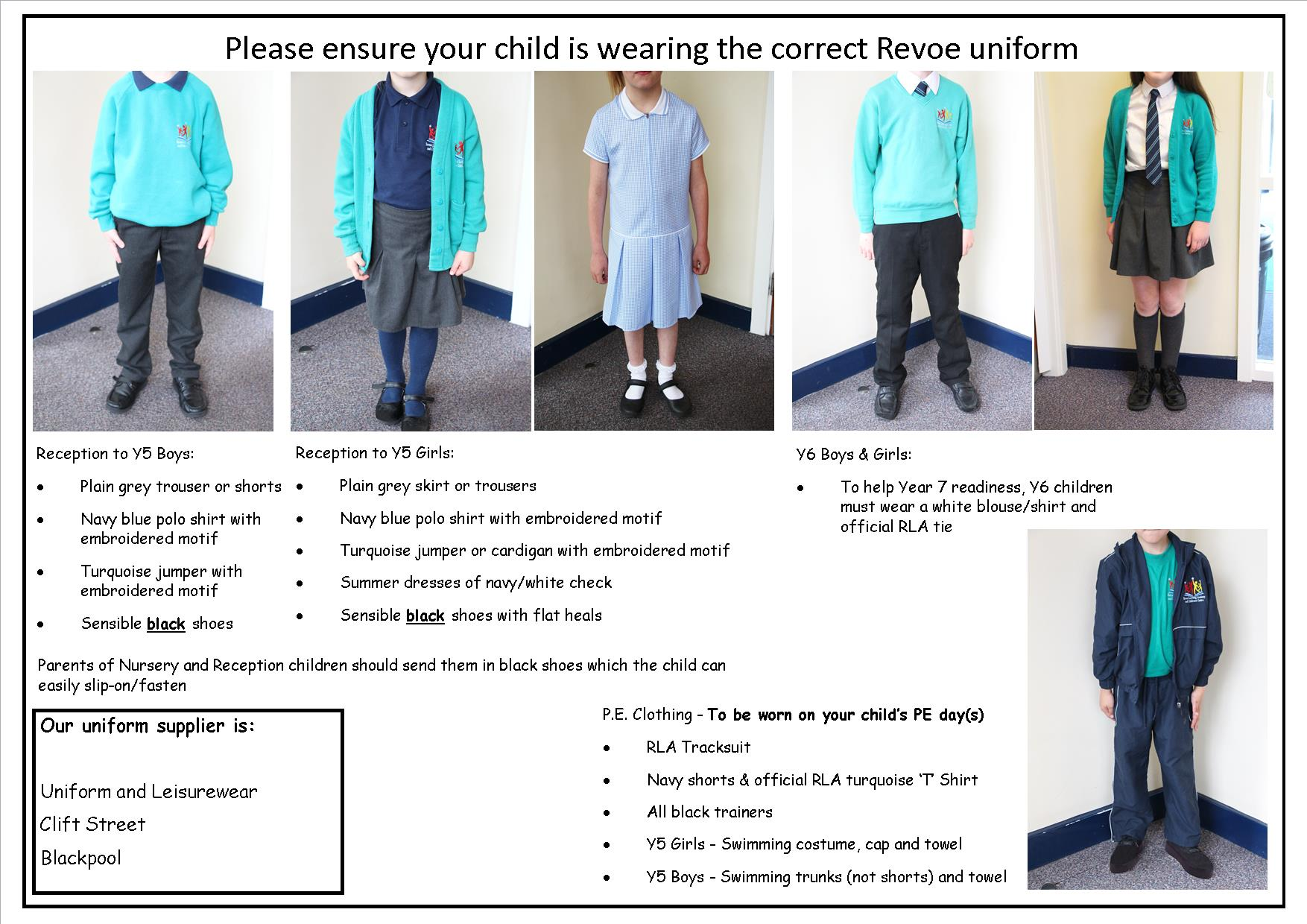 why kids shouldn t wear uniforms