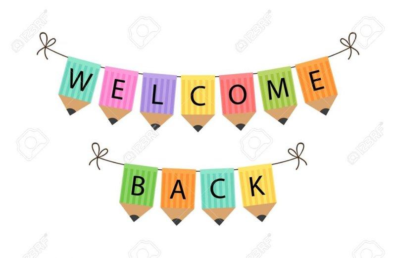 Welcome Back!   Richard Crosse Primary School