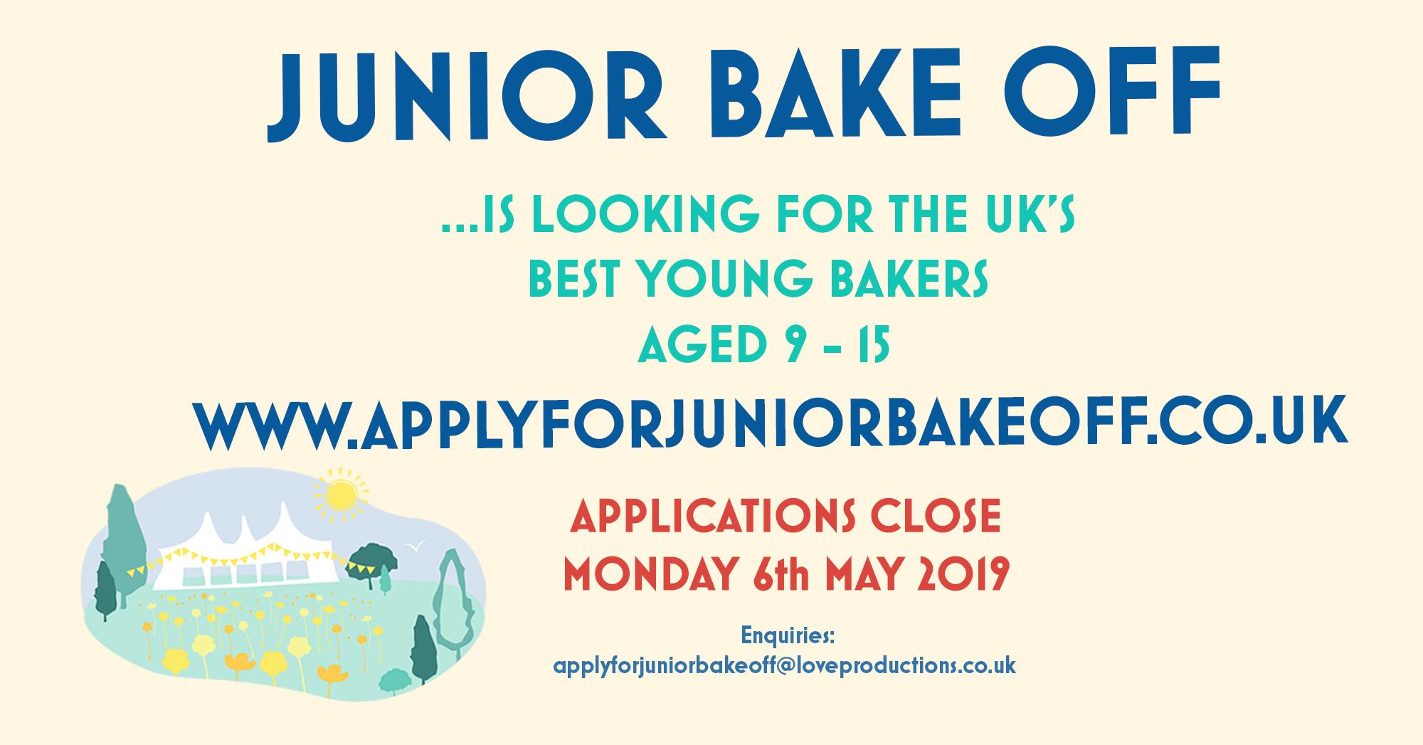 Junior Bake Off 2019 | Rye College | Aquinas Trust