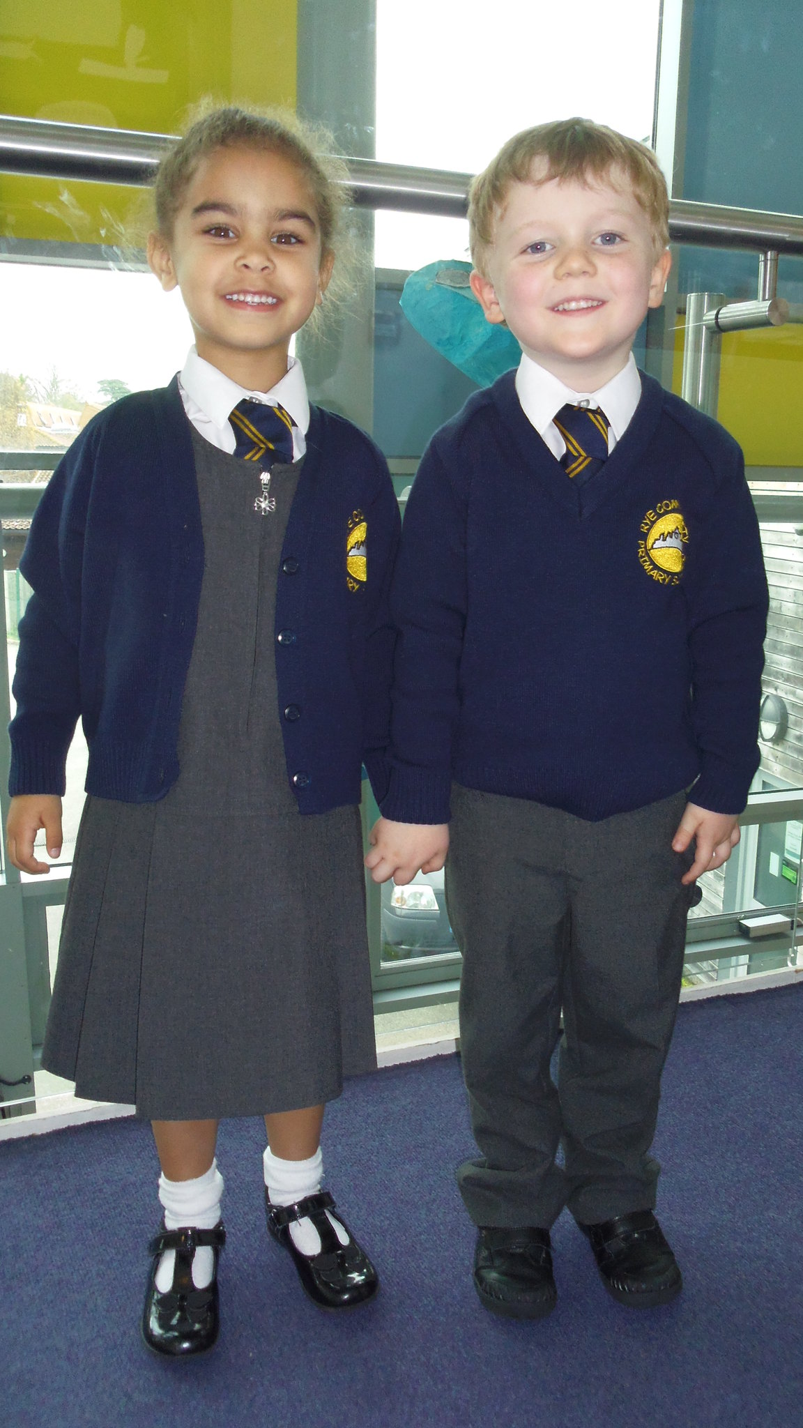 Uniform Rye Community Primary School Aquinas Trust