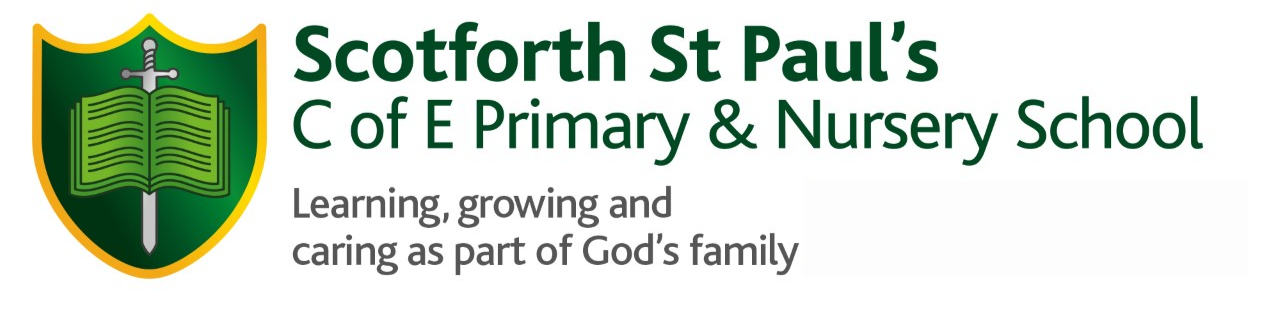 Scotforth St Paul's C of E Primary & Nursery School