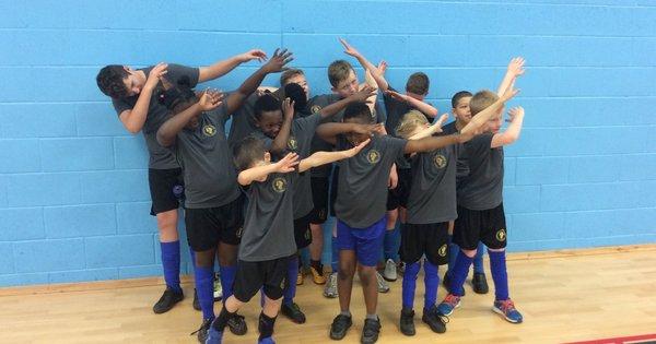 Westcroft Football Fixture Shenstone Lodge School