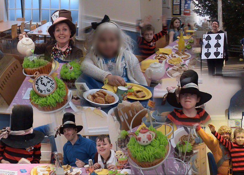 Mad Hatters Tea Party ...