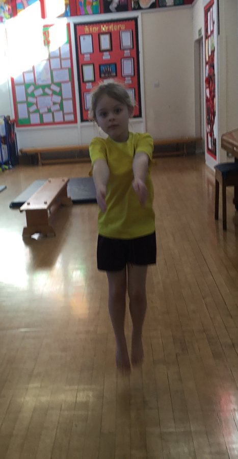 Gymnastics | St Bridget's Catholic Primary School