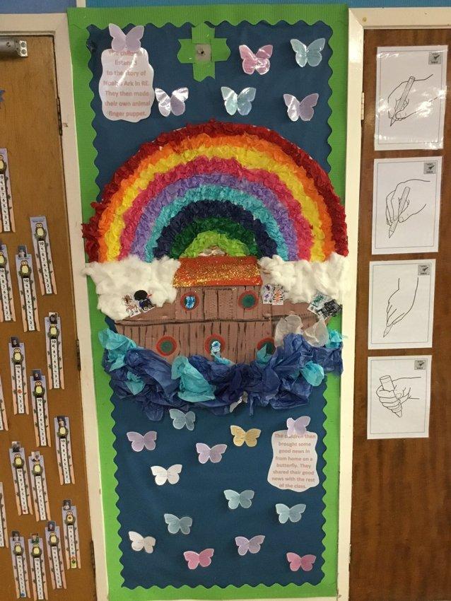 Nursery School Wall Decoration
