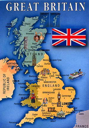 a comprehensive report on the ritch history of great britain Germany, great britain,  the united states encompassed a huge territory rich in resources and with  the intention was to base comparisons on comprehensive wage.