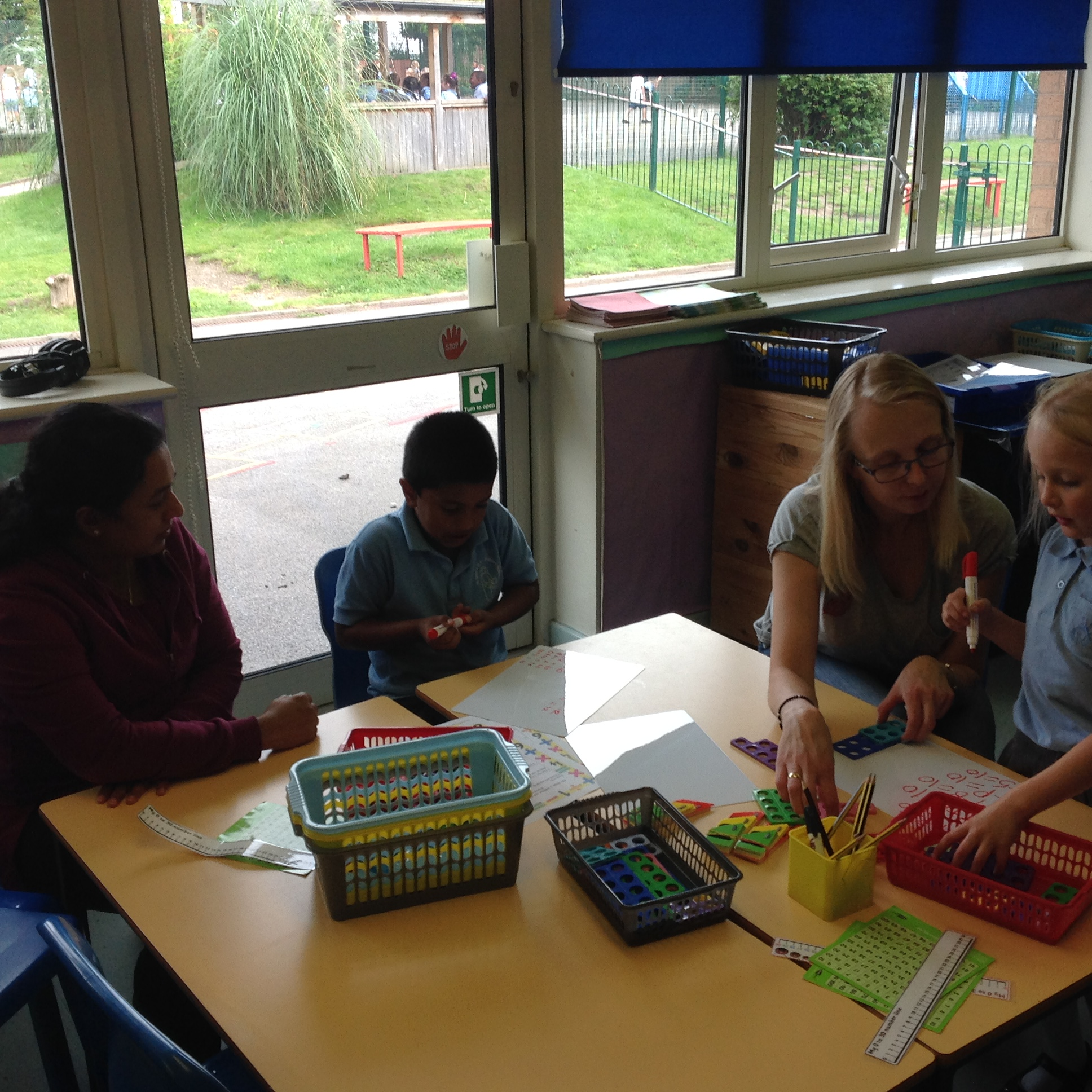 Addition & Subtraction KS1 Parent Workshop | St Anne's Roman