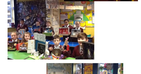 Our Dioramas St Hugh Of Lincoln Rc Primary