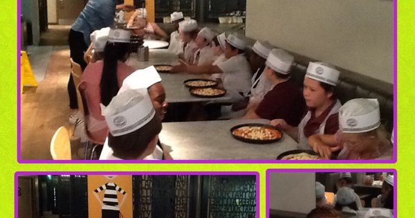 Pizza Express St Hugh Of Lincoln Rc Primary