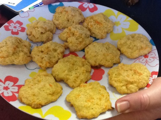 Carrot Cookies | St Hugh of Lincoln RC Primary