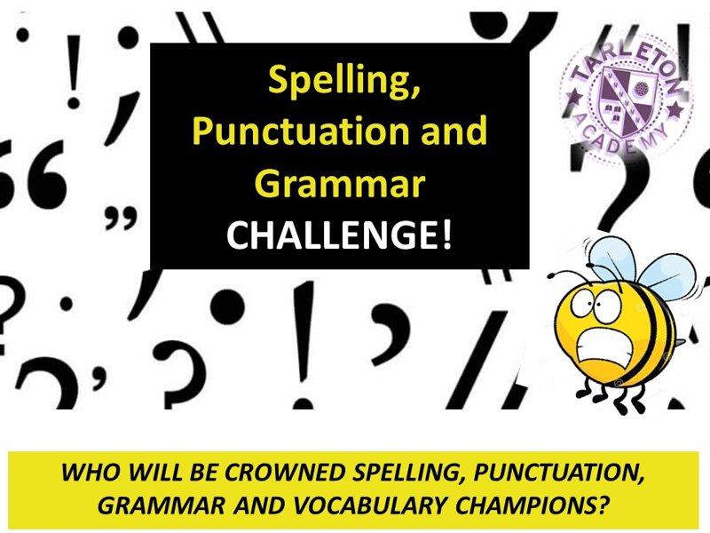 Tarleton Academy Spelling Bee | Tarleton Academy