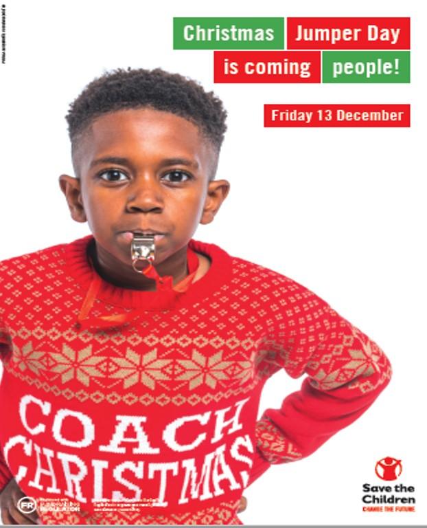 'Save the Children' Christmas Jumper Day | Tarleton Academy