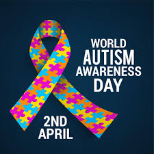 World Autism Awareness Day - 2 April
