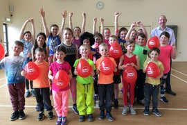 Zumbathon for Sports Relief March 2017